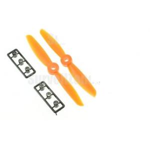 4 x 4.5 Propeller Set (one CW, one CCW) oranziniai