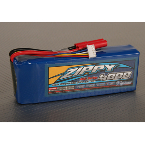 ZIPPY Flightmax 4000mAh 4S1P 40C