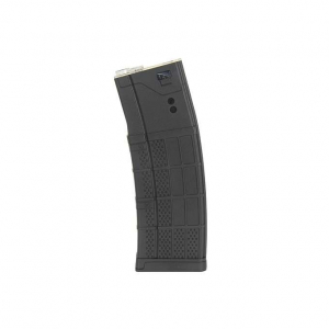 180-ROUND MODERN RIFLE MAGAZINE 416/SCAR16/AR15 - BLACK [BATTLEAXE]