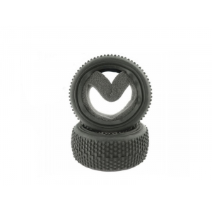 Himoto Front Tires For 1:10 Buggy