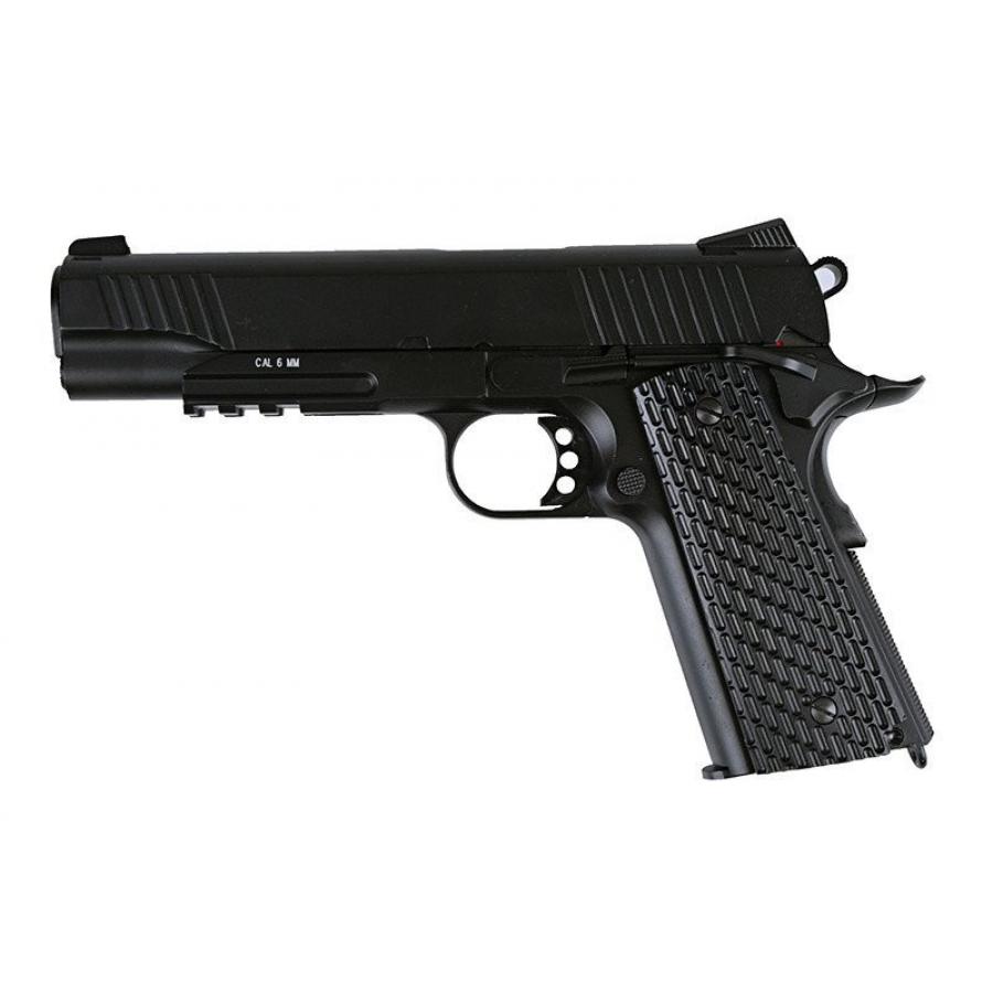 Pistoleto replika 1911 TAC