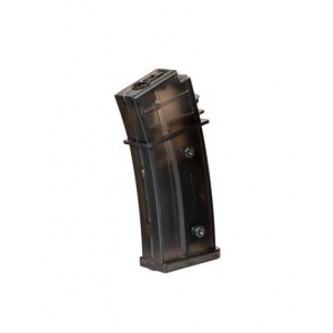 Hi-Cap 300 BB Magazine for G36 Replicas - Black (1vnt.)