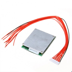 10S 36V 35A Li-ion Lipolymer Battery BMS PCB With Balance Supports Ebike Escooter