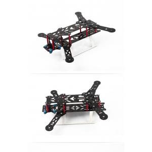 300 Quadcopter rėmas anglinis