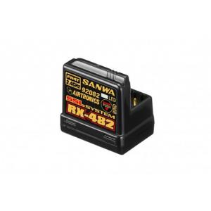 SANWA RX-482 2,4 GHz car receiver