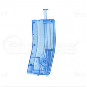 M4/M16 Magazine-Shaped Speedloader - Blue