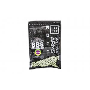 Specna Arms EDGE™ Tracer BIO Precision BBs 0.20g - 1000 BBs – Green