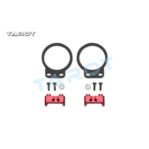 250 (fiberglass models) Motor protection seat / red TL250B4