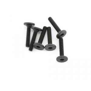Traxxas 3x15mm Flat Head varžtas (6) (VXL)