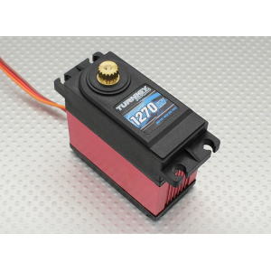 TGY-1270HV Metal gear Digital Servo w/ Heat Sink 40kg / .18sec / 170g