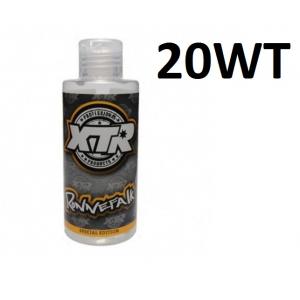 Silicone Shock Oil 20 WT 200ml RONNEFALK Edition