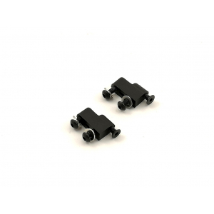Basher BZ-444 Buggy Servo Mounts TR4014