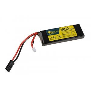 LiPo 7,4V 1800mAh 20/40C battery