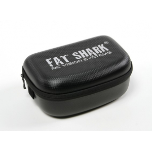 Fatshark Zipper Case for Fatshark FPV Goggles with Snap On F...