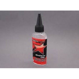 TrackStar Silicone Shock Oil 4000cSt (60ml)