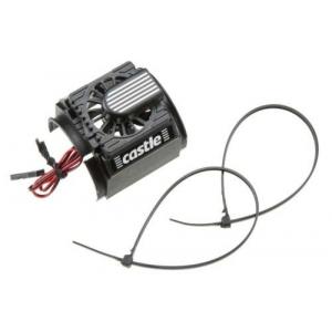 Castle Creations Cooling Fan & Shroud for 1/8th Motors CSE011-0004-00