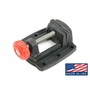 Zona Plastic Mini Vise with Stainless Steel Shaft