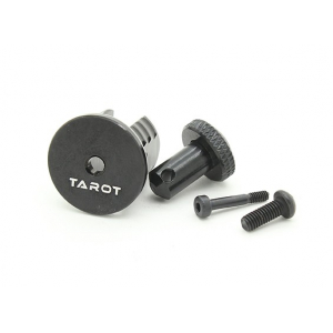 Tarot 680PRO HexaCopter Retractable GPS Receiver Mount (1pc) (Black)