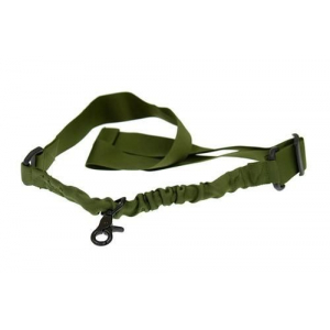 1-Point Tactical Sling - Bungee, olive green
