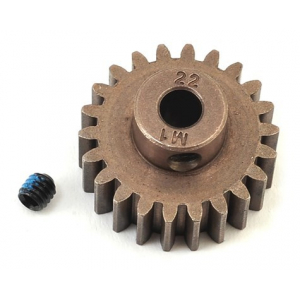 Traxxas Hardened Steel Mod 1.0 Pinion (22T) Gear w/5mm Bore