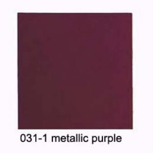 031-1 Solid metallic purple(600mm*1meter)
