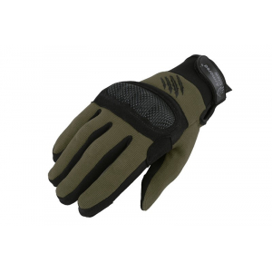 Armored Claw Shield tactical gloves - olive  L dydis