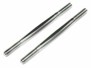Aluminum Turnbuckle Set 6x92mm - HPI86401