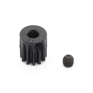 48 Pitch 12TRobinson Racing Black Anodized Aluminum Pinion Gear