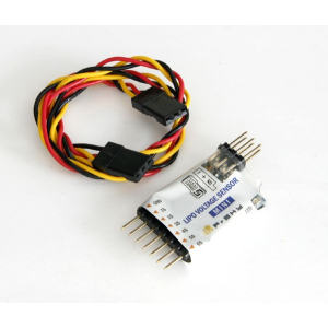 FrSky Mini LiPo Voltage Sensor MLVSS w/Smart Port (Suits XBR X6R X4R Receivers)