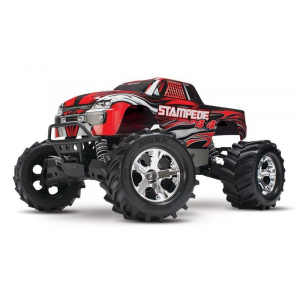 TRAXXAS STAMPEDE 4×4 BRUSHED RTR TQ