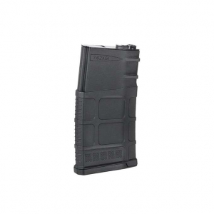 500-ROUND SR25/AR10 RIFLE MAGAZINE - BLACK [BATTLEAXE]
