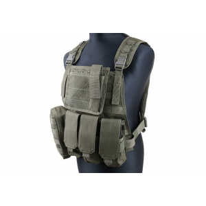 MBSS type Tactical Vest - olive