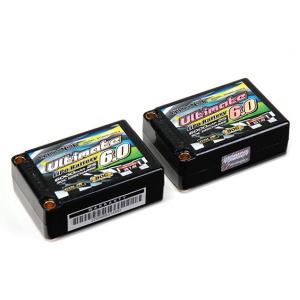 Turnigy nano-tech Ultimate 6000mah 2S3P 90C Hardcase Lipo Sa...