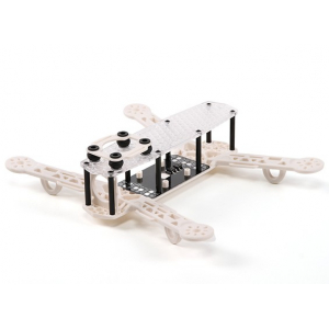 H-King Color 250 Class FPV Racer Quadcopter Frame (White)