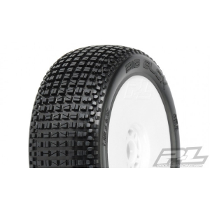 Big Blox X4 Super Soft on White Wheels (2)