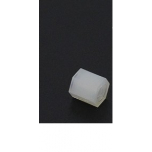 5.6mm x 6mm M3 Nylon Tapped Spacer