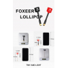 Foxeer Lollipop 5.8G RHCP Super Mini Antenna UFL Black pora