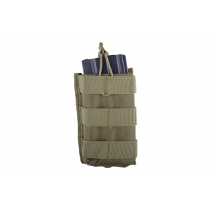 Single Shingle Type Pouch – Olive