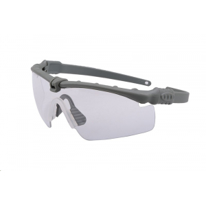 Ultimate Tactical Glasses - Transparent