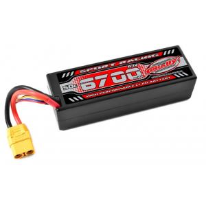 Sport Racing 50C - 6700Mah - 3S - 11,1V - XT90 - Hard Case RC automodelio akumuliatorius