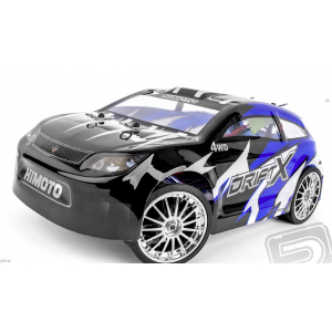 1:18 SCALE RTR 4WD ELECTRIC POWER DRIFT CAR W/2.4GHz remote