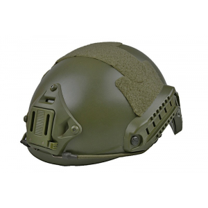 X-Shield FAST MH helmet replica - olive