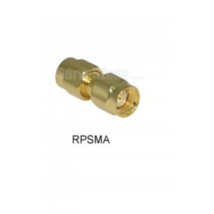 Straight Adapter for Antenna RPSMA to RPSMA