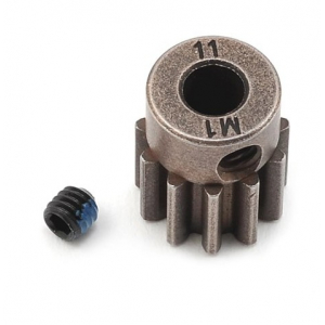 Traxxas Hardened Steel Mod 1.0 Pinion Gear w/5mm Bore (11T)