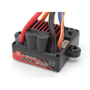 Turnigy TrackStar 1/10 70A Waterproof Car ESC