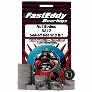 Hot Bodies D817 Sealed Bearing Kit