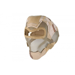 Full steel mask V7 - 3 color desert