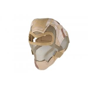Full steel mask V7 - 3 color desert