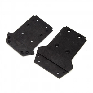 Front and rear Chassis Plate - S10