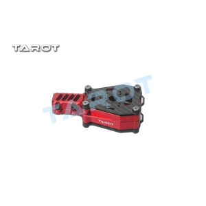 Tarot F16MM metal two-motor suspension seat / red TL68B44